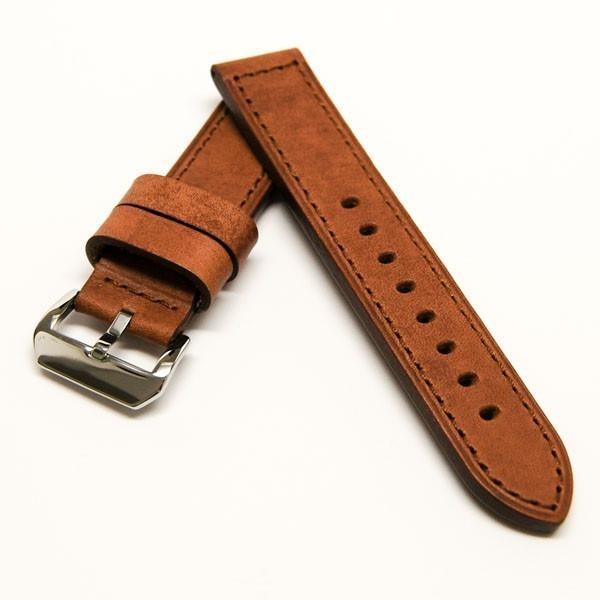 Genuine 24/24 Leather Strap