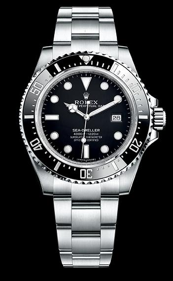 Rolex Dea Dweller 4000