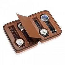 Genuine Leather Travel Case